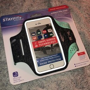 Accessories - Fitness phone arm band